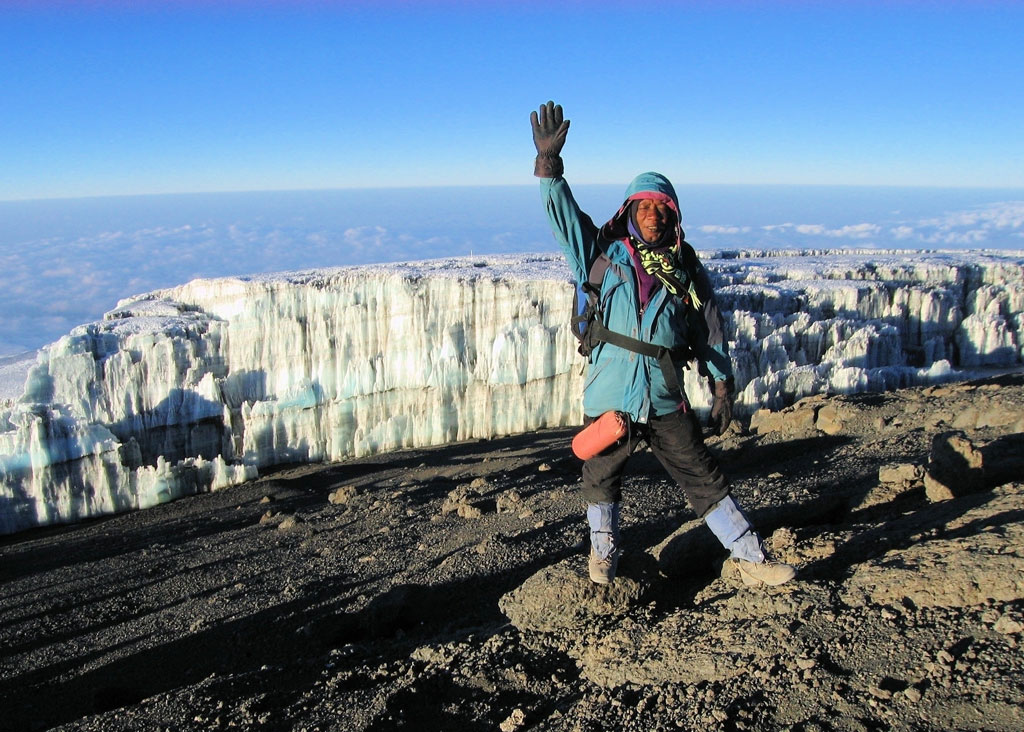 Andrea Berg Kilimandscharo